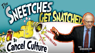 Cancel Culture Returns with Dr. Seuss
