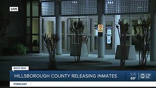 164 'low level, nonviolent' offenders being released from Hillsborough County jails