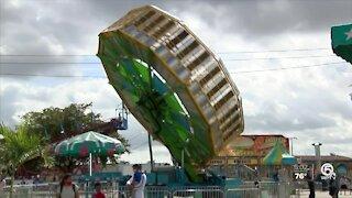 South Florida Mini-fair ends
