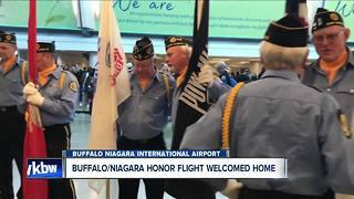 Honor Flight sends WNY veterans to Washington, D.C.