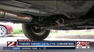 How to protect your catalytic converter from thieves