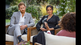 Queen Elizabeth nor Prince Philip asked about baby Archie's skin tone, says Oprah Winfrey