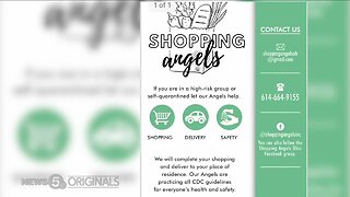 'Shopping Angels' helping seniors stay at home, doing their grocery shopping for them