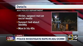 ASU police investigating after woman sexually assaulted on Tempe campus