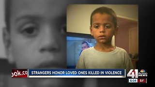 Remembrance reception for families of victims in KCK