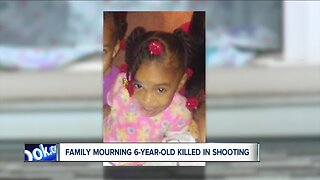 Family of 6-year-old girl killed in Cleveland drive-by shooting speaks out