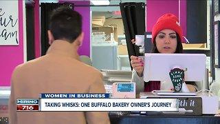 Women in Business: one baker's sweet success