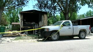 Neighbors react to home explosion in Fort Collins