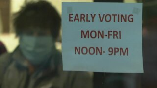 Record breaking early voting ends in New York
