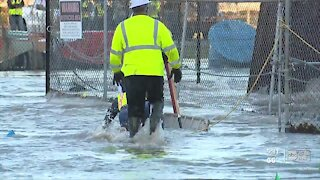 Precautionary boil water notice issued after water main break in Hillsborough County