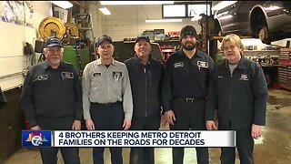 7 In Your Neighborhood: A band of brothers running Sovel's Auto Service in Novi