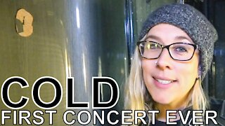 Cold - FIRST CONCERT EVER Ep. 202