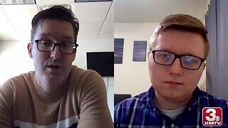 Interview with UNL professor Matt Waite