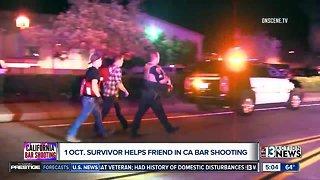 Local survivor reacts to bar shooting