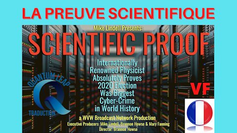 """MIKE LINDELL : """"LA PREUVE SCIENTIFIQUE"""" DES FRAUDES ÉLECTORALES AUX USA EN 2020"""