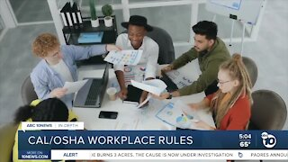 In-Depth: What to expect from California's new COVID workplace rules