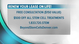 Beyond Stem Cells - Look Your Best in 2019.