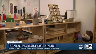 Valley districts rolling out stipends, incentives to prevent teacher burnout