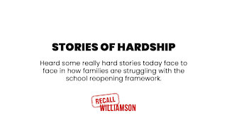 Stories of Hardship