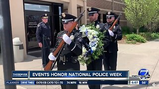 Events honor National Police Week