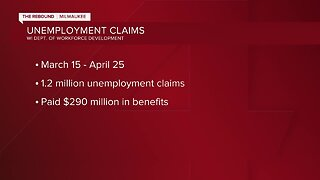 Unemployment claims in Wisconsin skyrocket