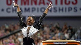 Simone Biles Wins 7th U.S. Title