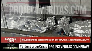 SHOCKING Never Before Seen Images Inside Immigrant Detention Center