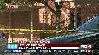 Homicide investigation in Cape Coral