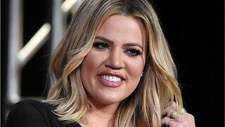Khloe Kardashian Attends Prom With A Fan