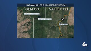 Woman dies after tree falls on vehicle at Antelope Campground
