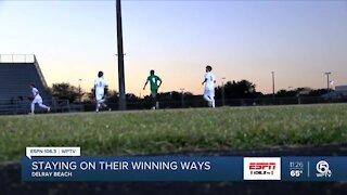 Boca Raton High School stays on their winning ways