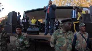 SOUTH AFRICA - KwaZulu-Natal - Former President Jacob Zuma in High Court (Video) (qF5)