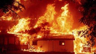Northern California Wildfires Merge, Prompting More Evacuations