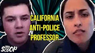 College Student Pushes Back Against Anti-Cop Professor In California