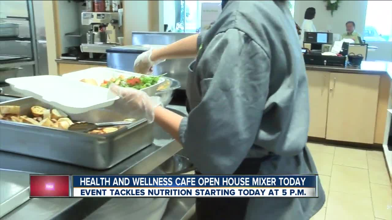 Health and Wellness Cafe Open House