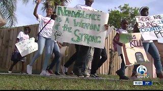 'Breaking Free' rally held in West Palm Beach.