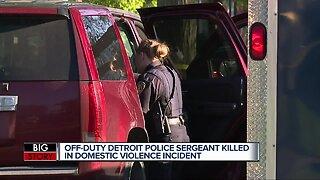 Off-duty Detroit police officer found dead inside Garden City home