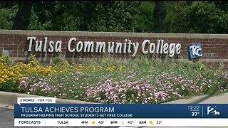 Tulsa Achieves Program: Helping High School Students Get Free College