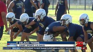 2-A-Days: Delano Tigers