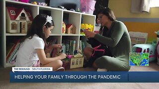 Parenting during a pandemic: Mental health expert has advice for families