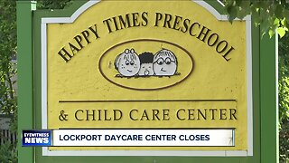 Lockport parents scrambling after daycare closes