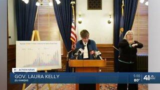 Kansas parents react to Gov. Kelly's decision to delay start of schooll