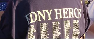 NYC woman reflects with Las Vegas first responders each year on 9/11
