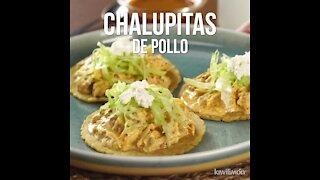 Chicken Chalupitas