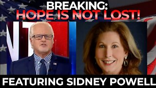FlashPoint : Hope Is Not Lost! Featuring Attorney Sidney Powell