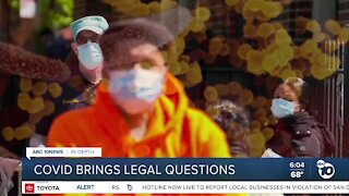 In-Depth: Answering legal liability questions about coronavirus