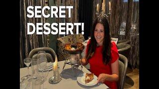 SECRET DESSERT! New 'Off the Menu' Brunch Flambe at Maple and Ash - Appetite AZ