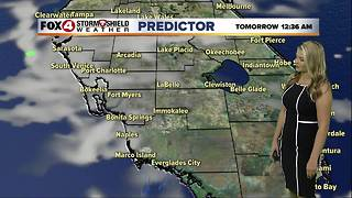FORECAST: Hot & humid with afternoon storms