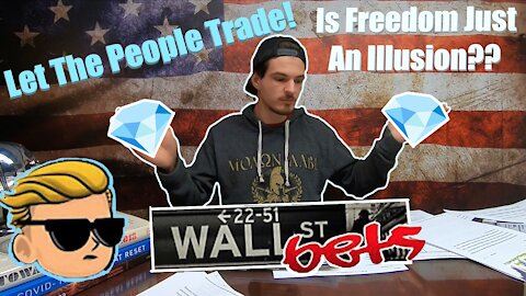 Breaking The Bankers, Wall Street Bets Expose Corruption