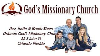Orlando Florida Gods Missionary Church